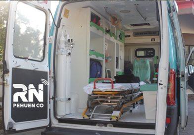 R. Sartori: «el Director Asociado de Región Sanitaria me confirmó que la Ambulancia de la Pcia. de BS.AS que está en PehuenCo, seguirá ahí».